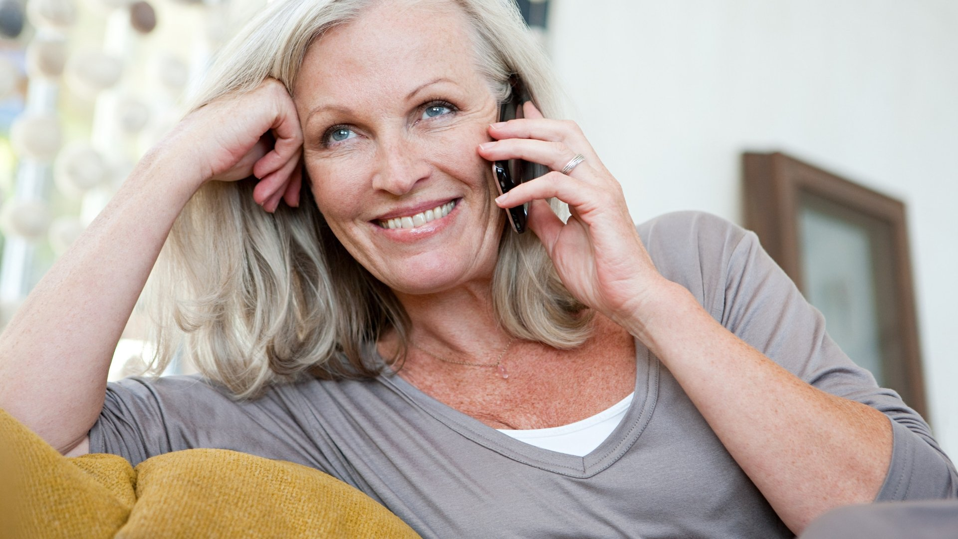 Woman Calling Southern Home Performance for Her Air Handler Needs