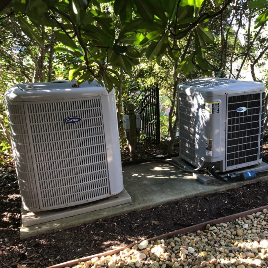 Outdoor Air Conditioning Units - Gallery