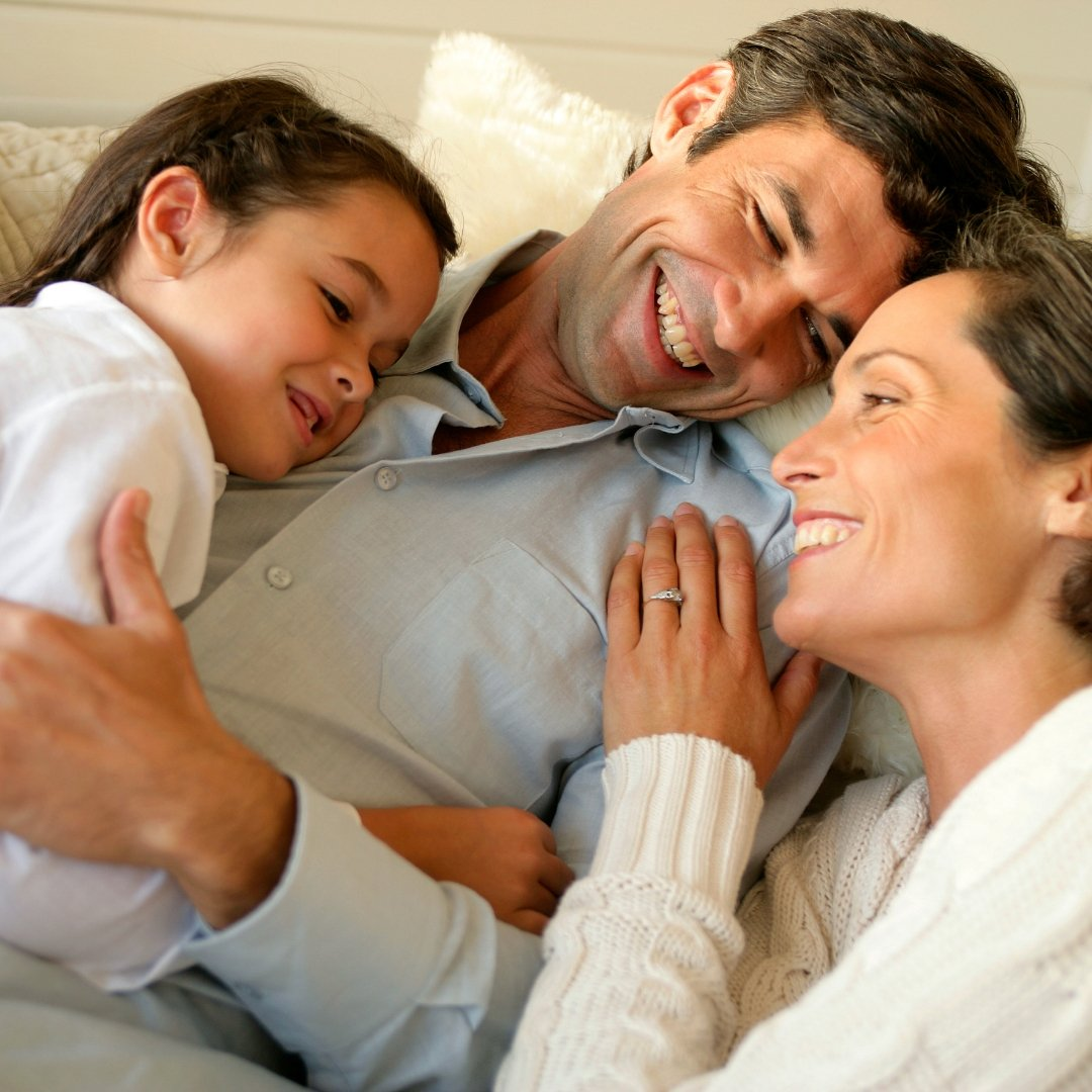 Family Happy About Southern Home Performance Services - Gallery