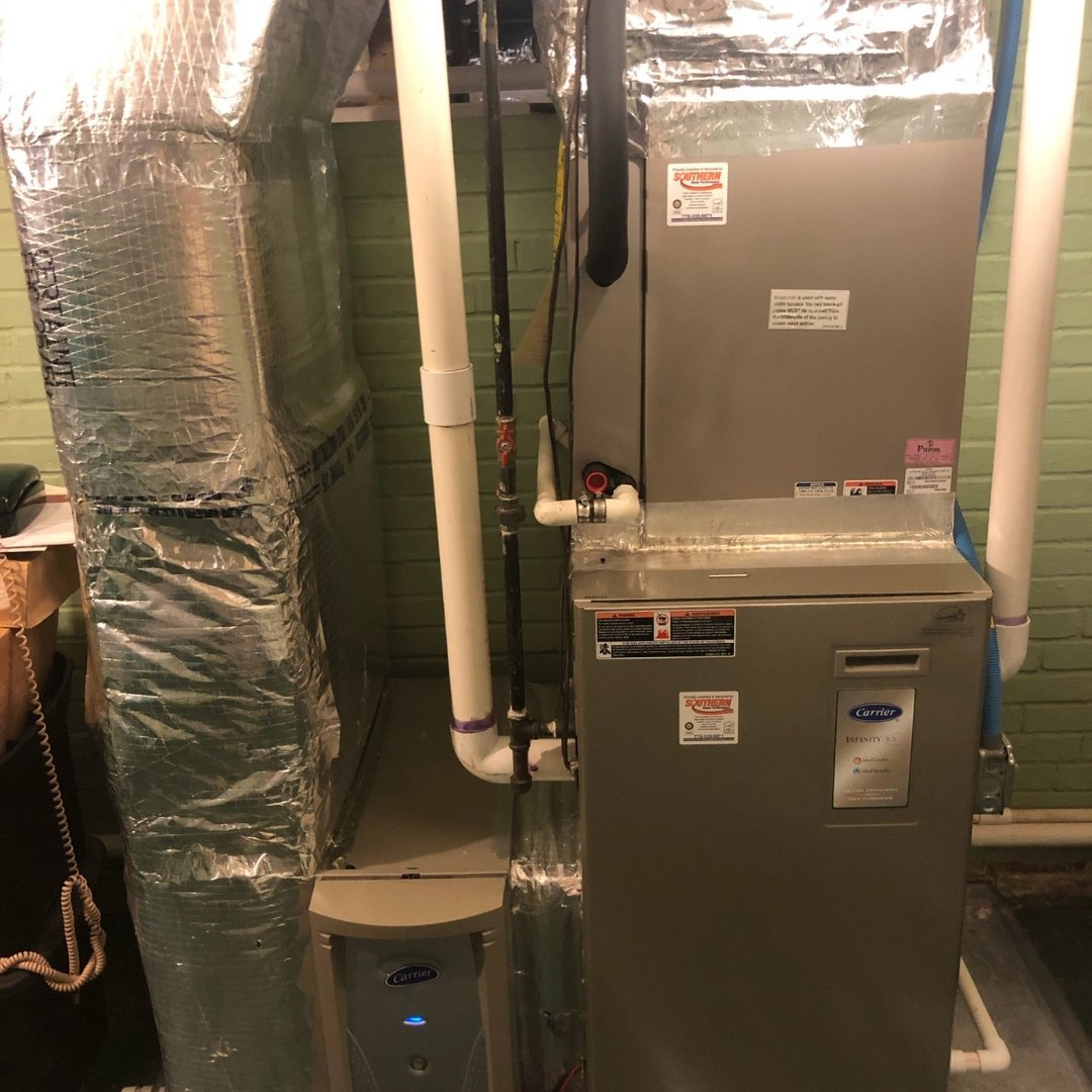 Heating - Air Purification System - Gallery