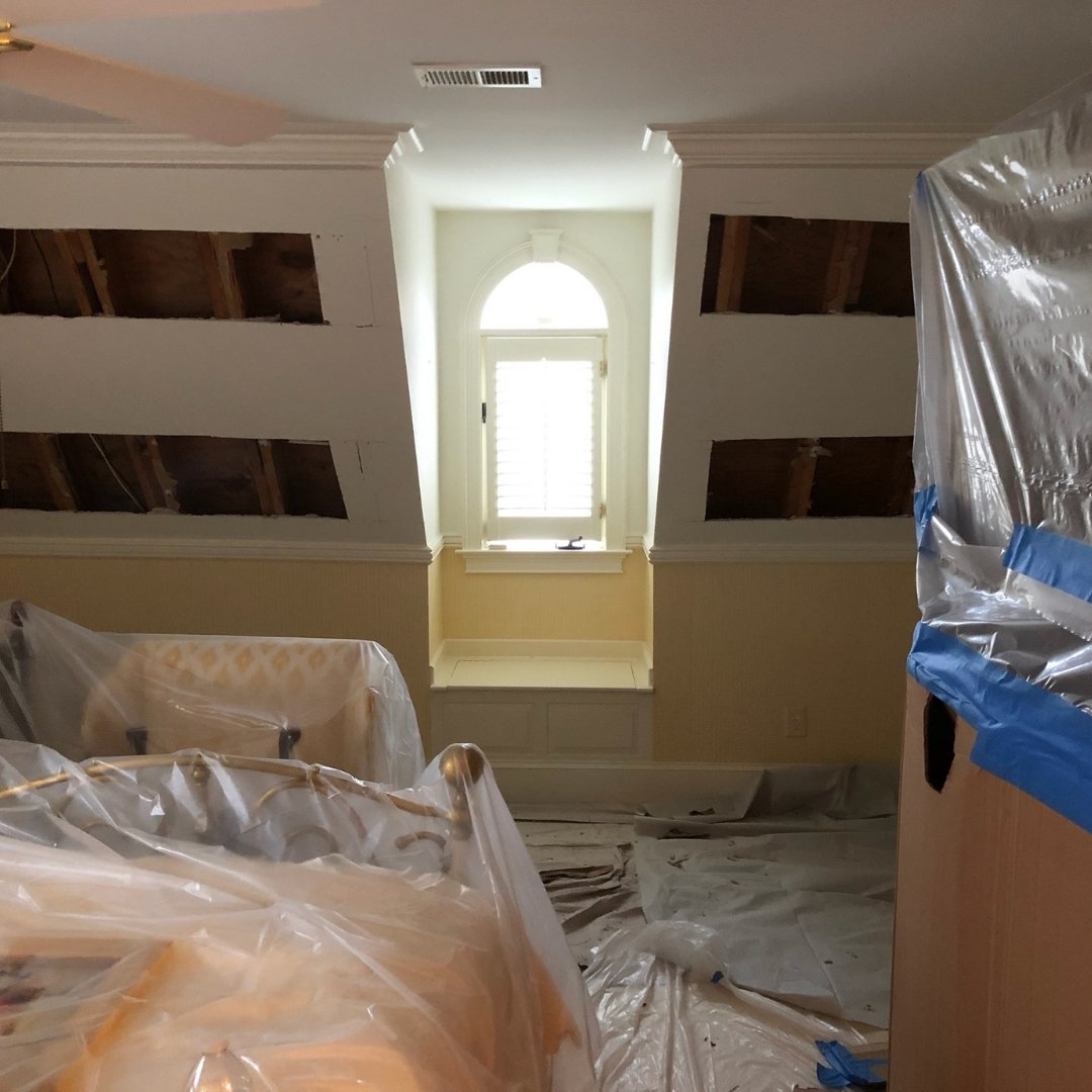 Mold Remediation - Gallery