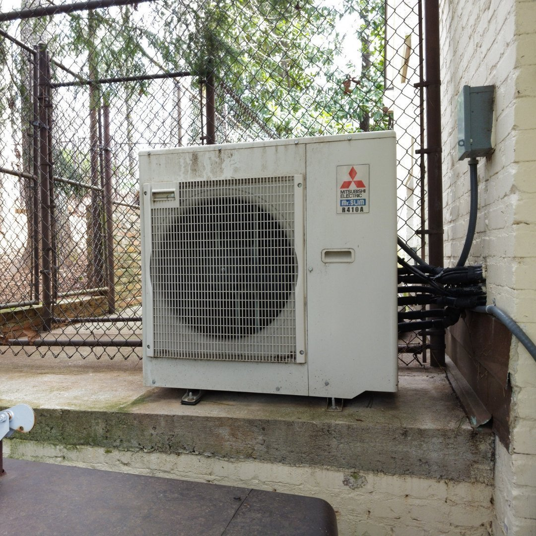 Mitsubishi Electric Outdoor Unit - Gallery