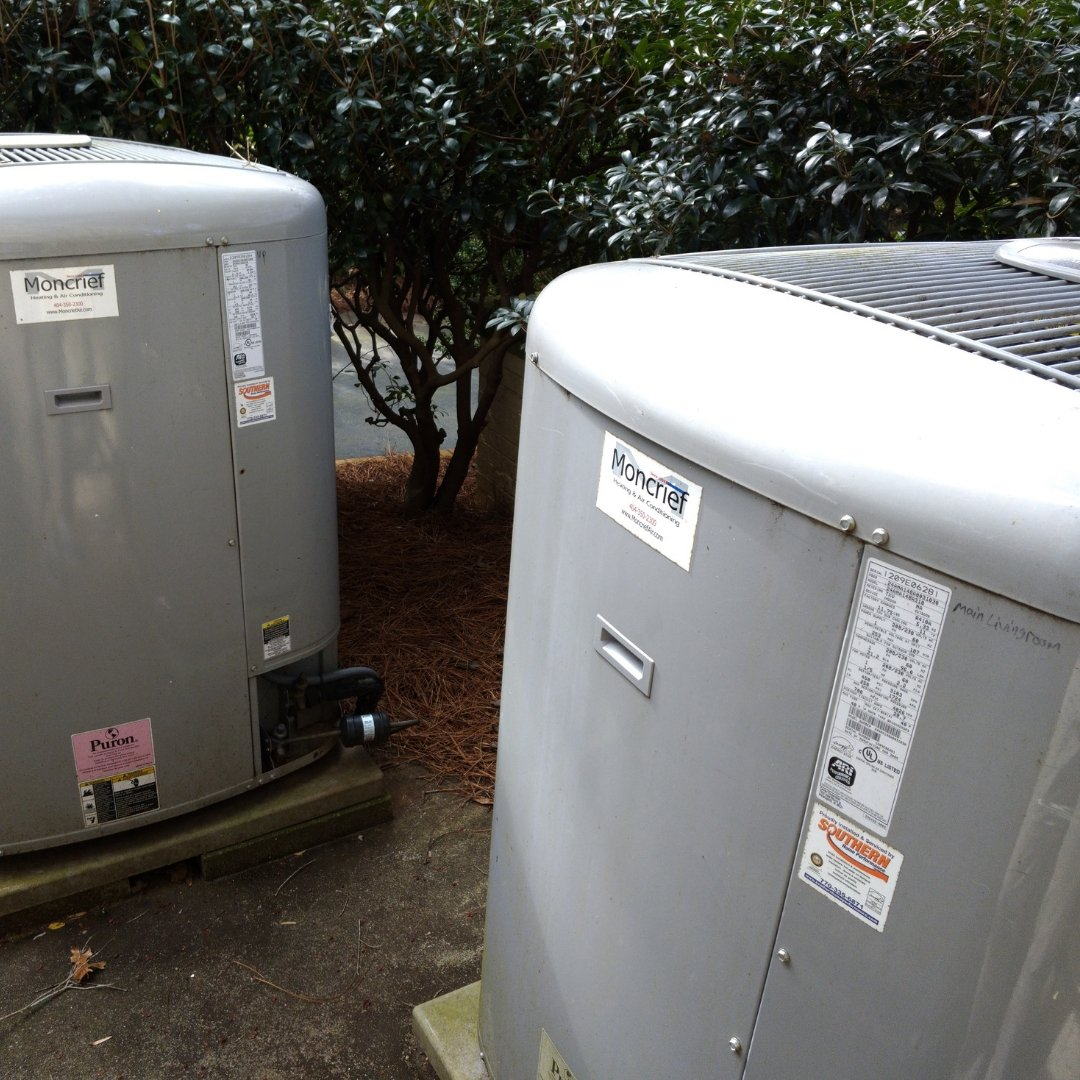 Outdoor AC Units - Gallery