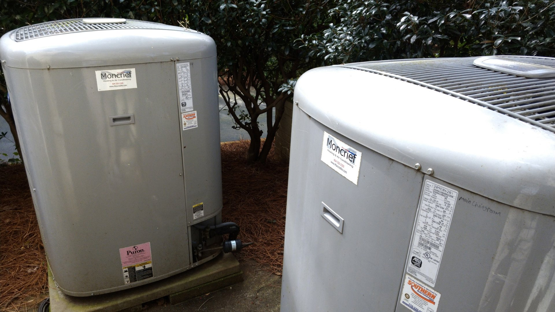 Two Air Conditioning Units - AC Page Gallery