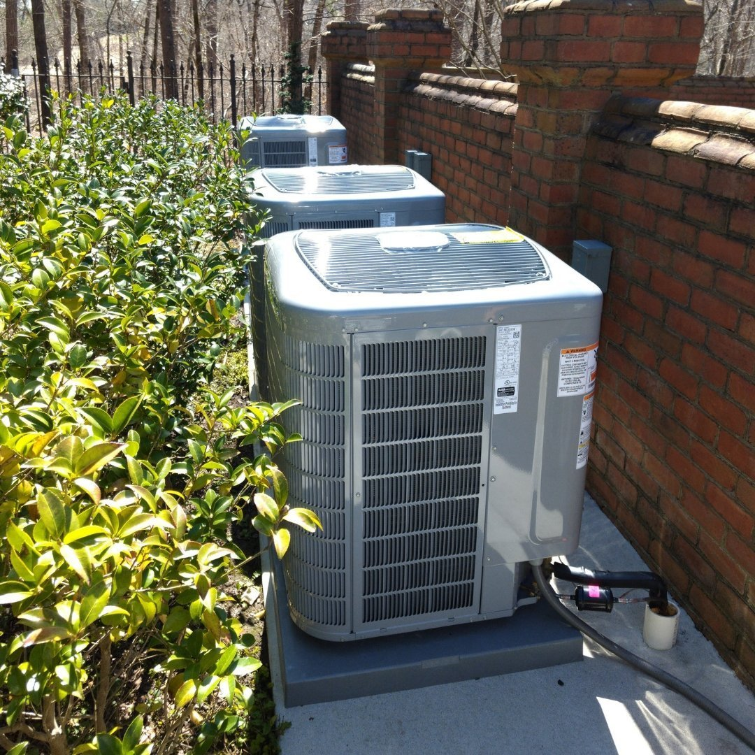 Group of Air Conditioning Units - AC Page Gallery