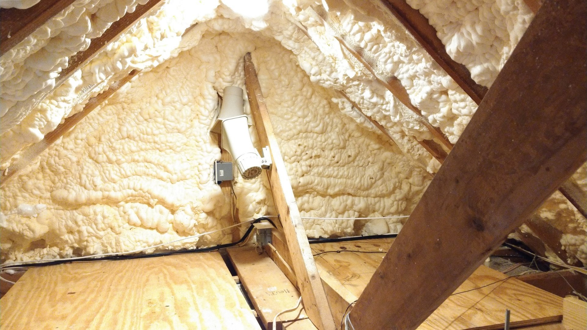 Insulation Keeps the Heat Out During the Summer - Page Gallery